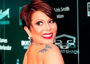La cantante mexicana ya tiene 50 años de edad.