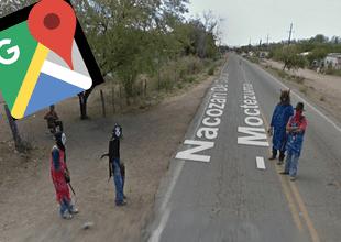 10 descubrimientos de Google Maps y nadie lo notó.