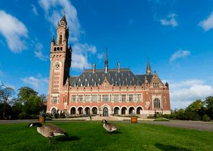 La Corte Internacional de Justicia (CIJ) de La Haya es principal órgano judicial de las Naciones Unidas