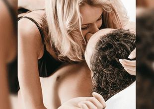 ¿Tu pareja no te besa en el plano íntimo? Podrían estar pasando por una crisis.