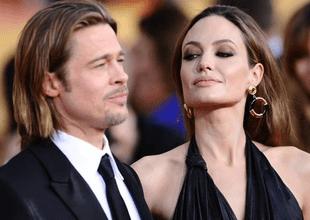 Brad Pitt y la sexy rubia que despertó los celos de Angelina Jolie.