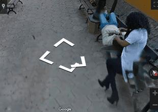 El hombre descubrió la infidelidad en Google Maps
