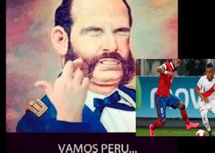 Internautas ya calientan las previas al partido de Perú y Chile con divertidos memes
