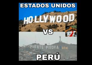 Lo mejores memes tras el partido Perú - Estados Unidos