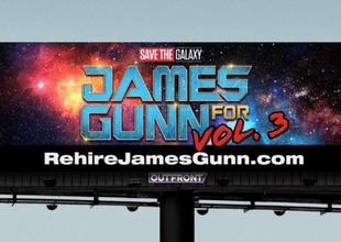 Fanáticos apoyaron a James Gunn tras su despido de Marvel