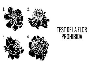 La flor prohibida que elijas te revelará cómo eres en la intimidad.