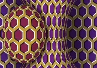 ¿Puedes ver al círculo moverse? Tu respuesta determinará tu nivel de estrés.