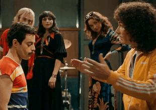 Rami Malek admitió no saber cantar ni tocar el piano.