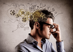 Investigadores explicaronque el desgaste mental puede quemar hasta 350 calorías por día en una persona.