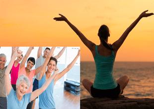 A través de un estudio, investigador demostró que hay un ejercicio físico que interviene de forma positiva en la esperanza de vida
