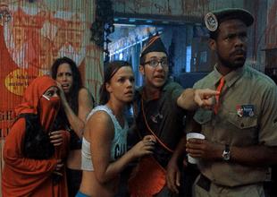 Cocodrilo vs Anaconda, pirañas, terror en Halloween son algunas de las películas de terror que resultaron divertidas