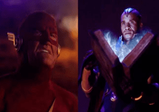 Se acaba de estrenar un nuevo tráiler deElseworlds, el crossover de las series de CW, que nos dio un primer vistazo alFlash de los 90 y a Monitor. Foto: Captura