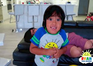 Niño de solo 7 años se ha convertido en la estrella de Youtube mejor pagada del 2018