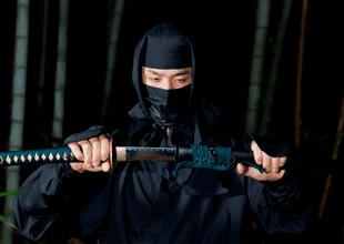 Un grupo de investigadores descubrió un revelador documento de ninjas de hace 300 años