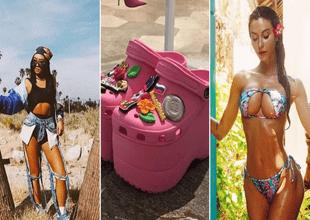 ¿Te atreves a usarlos? 5 modas raras que nadie entendió y se quedarán en el 2018