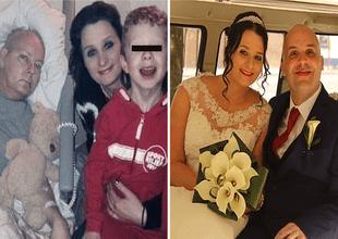 La rechazaron por tener citas tras la muerte de su esposo, no le importó y volvió a casarse.