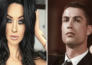 """Exnovia de Cristiano Ronaldo rompe su silencio y lo tilda de """"psicópata"""" tras denuncia de violación."""
