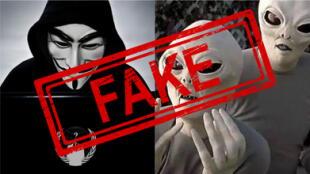 El audio supuestamente filtrado por Anonymous tiene un contexto totalmente distinto al mostrado en redes sociales.