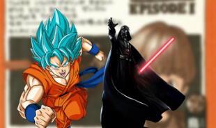Dragon Ball Star Wars