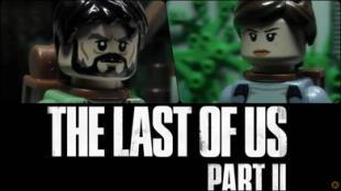 Recrean con LEGO el tráiler oficial de The Last of Us Part II [VIDEO]