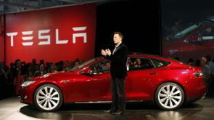 Tesla se posiciona como el fabricante de automóviles con mayor costo por acción.