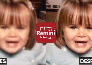 Conoce a Remini, la app que mejora drásticamente la calidad de cualquier foto por más borrosa que se encuentre (FOTOS)