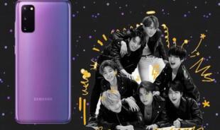 BTS Samsung