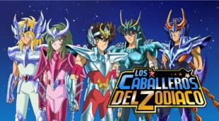 Los Caballeros del Zodiaco.