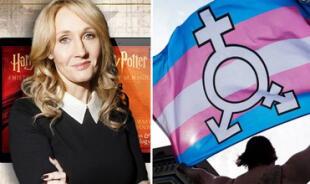 Quitan libros de Harry Potter por opiniones de J.K. Rowling