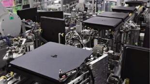 Fábrica de PlayStation 4 (6)
