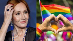 Modelo transgénero considera a J.K. Rowling como una amenaza para los LGTB