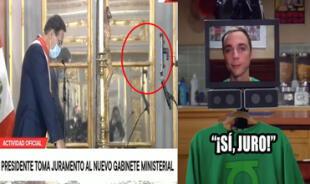 Memes del nuevo gabinete ministerial
