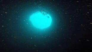 Científicos explorarán un misterioso agujero azul de más de 125 metros de profundidad (FOTOS)