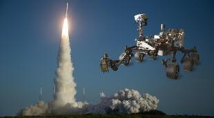 El rover Perseverance será el nuevo agente que explorará la superficie marciana en febrero de 2021.   Fuente: NASA.