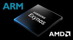 Tres grandes nombres de la tecnología estarían ideando el procesador que finalmente destronaría a Qualcomm como rey del mercado. | Fuente: Samsung.