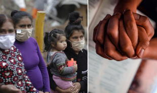 ONU alerta que la pandemia amenaza al mundo con una hambruna de 'proporciones bíblicas'