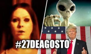 Extraterrestres, muerte de Trump y que 'Marte se acercará a la Tierra': ¿Qué pasará el 27 de agosto?