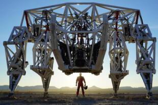 Furrion Exo-Bionics: Conoce a Prosthesis, el exoesquelo robot de cuatro patas más grande del planeta [VIDEO]