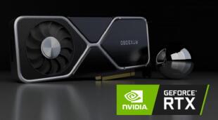 NVIDIA nos introduce a una nueva era de gráficos en computadoras con su serie GeForce RTX 30. | Fuente: NVIDIA.