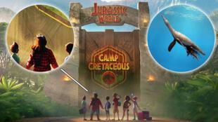 Mira el Tráiler inedito de Jurassic World Campamento Cretácico