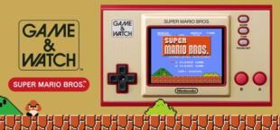 Este es el nuevo Game & Watch de Super Mario Bros. anunciado por Nintendo