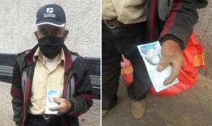 Viral: Estafan a un ambulante con billete venezolano y usuarios se indignan