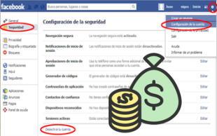 Facebook pagará dinero en efectivo a quienes desactiven su cuenta