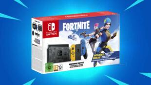Fortnite: Nintendo y Epic Games estrenarán una Switch inspirada en el conocido battle royale (FOTOS)
