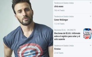 Chris Evans filtra foto íntima por error y se vuelve tendencia con fans del actor