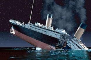 ¿Una tormenta solar hundió el Titanic? Teoría dice que el transatlántico se hundió por esta insólita razón