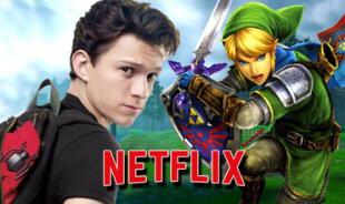 Netflix: Tom Holland sería Link en el live-action de The Legend of Zelda