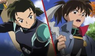 Hanyo no Yashahime: Se revela nueva información de Kohaku y del hijo de Miroku y Sango