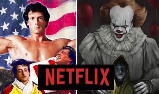 Netflix da el golpe con Rocky y estas nuevas películas y series en octubre de 2020