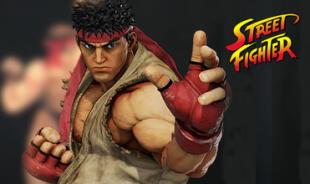 Ryu de Street Fighter lleva una tanga gracias a la nueva colaboración de Capcom